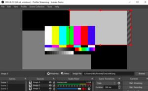 最好用的直播和录屏软件-OBS Studio