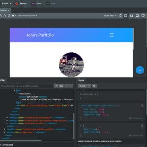Bootstrap Studio 5.8.3 破解版