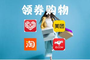 领券购物:淘宝&京东&拼多多&美团 (四站合一)